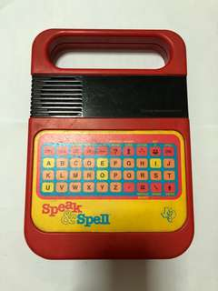 Early 1980s Digital Spelling & Dictionary
