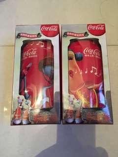Coca Cola 可口可樂 經典 快樂工廠 喇叭 揚聲器