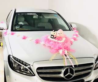 👰Rental👰Wedding Car flower Decor