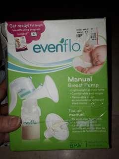 Evenflo breastpump manual.new