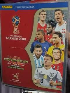 Panini Adrenalyn XL Fifa World Cuo Russia 2018
