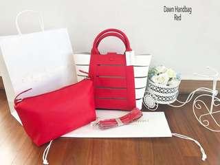 Dawn Handbag Red