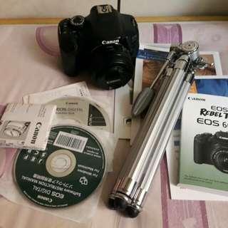 🚚 Canon 600d