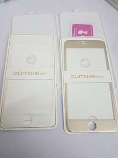 IPHONE 6 & 6 Plus Tempered Glass (Buy one free one)