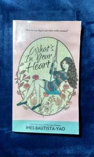 Summit books (What's in your heart)