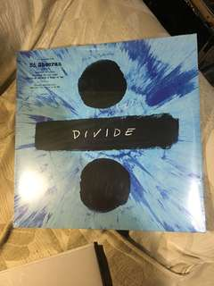 Ed Sheeran Vinyl - Divide