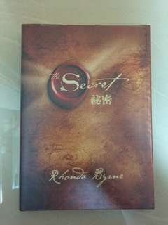 The secret 秘密 books for sales
