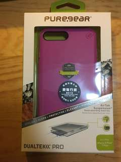 iPhone 全新7plus/8plus protection Case 保護殻