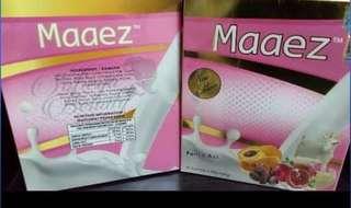 Maez milk