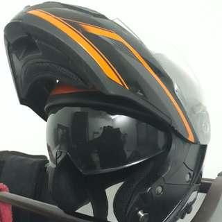 Helmet Full Face Force Flip BEON Italy