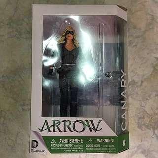 Action Figure DC Arrow Canary