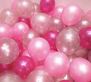 Wedding / party balloons