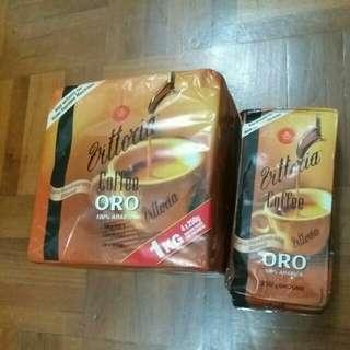 🍵澳洲維多利亞香濃咖啡vittoria Coffee 5×250g
