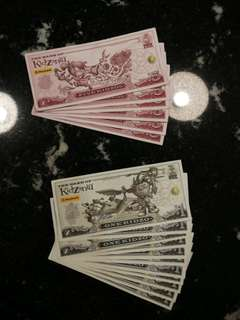 Kidzania Currency Notes