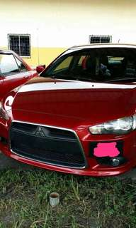 Mitsubishi Lancer GT 2.0 auto..status jalan terus.