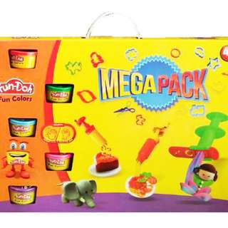 Mainan Edukasi Anak FUN DOH MEGA PACK - 28108