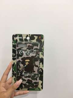 BAPE iPHONE7/8+ CASE