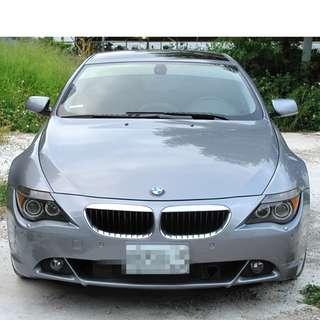 2006~BMW~E63~650i~
