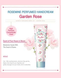 [BN] Rosemine Garden Rose Hand Cream