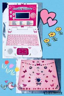 Preloved Learning Machine (Educational Laptop Toy)