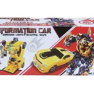 Mainan Robot DEFORMATION CAR - 767-581