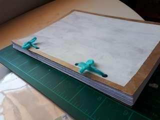 👐 Handmade Notebooks (Refillable)