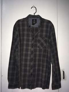 Cotton On checkered Longsleeves