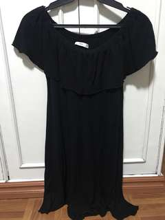 Mango two way dress (can be off shoulder)