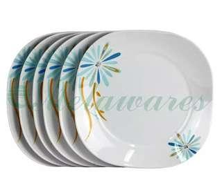 "6pc 7.75"" Dinner Plate Set"