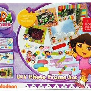 Mainan Edukasi Anak DORA DIY PHOTO FRAME SET - 00872