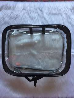 Clear Cosmetic Make-up Bag