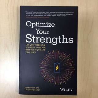 Optimise Your Strengths