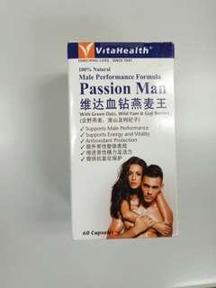 BN Vitahealth Passion Man (50% disc)