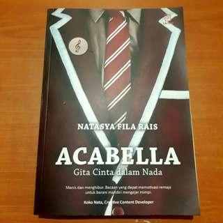 "Novel ""Acabella"" READY STOCK [FIXED PRICE]"