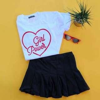 Heart Girl Power Tee