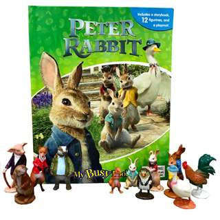 Buku Anak MY BUSY BOOK PETER RABBIT