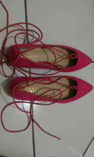Balerina shoes #mau supreme