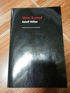 Mein Kampf (Adolf Hitler)