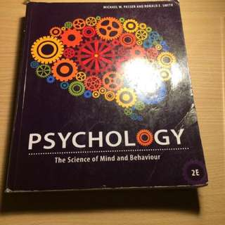 Psychology The Science of Mimd and Behaviour