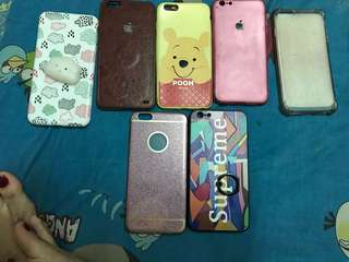 Case iphone 6 plus all in