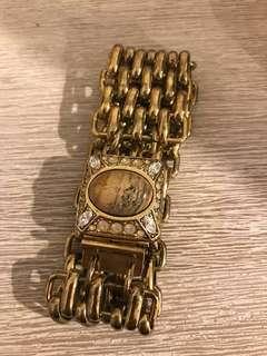 CHEAP Mimco gold curb bracelet