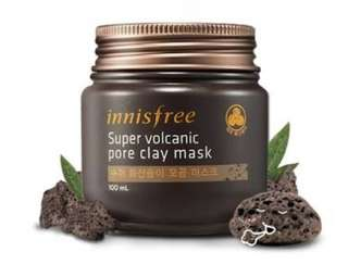 Innis Super Volcanic Pore Mask