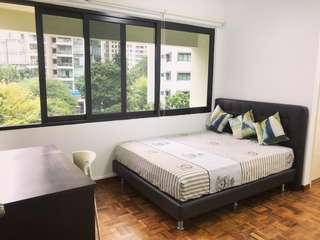 6 min to novena MRT,  master room for rent