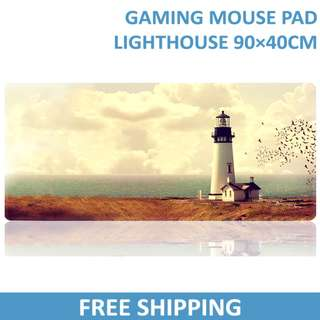 Lighthouse Gaming Mouse Pad / Mousepad