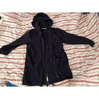 Wrangler thin coat