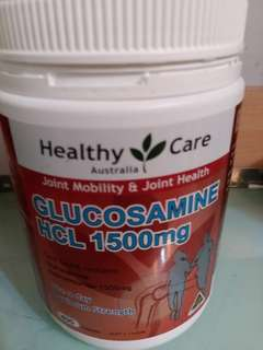 New Healthy Care Glucosamine HCL 1500mg