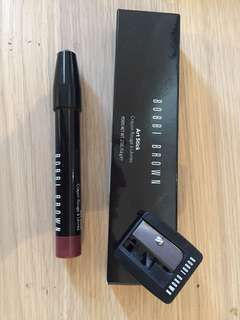 Bobbi Brown crayon lipstick