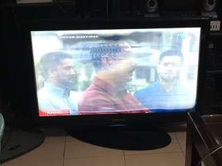 Samsung tv (screen problem)