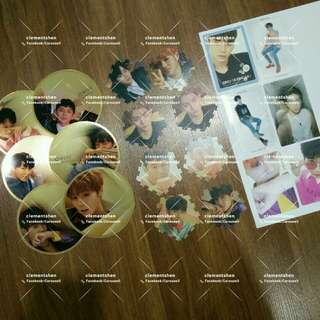 [WTT/WTS] Wanna One I Promise You IPU Photocard Mirror Card MC Tazo