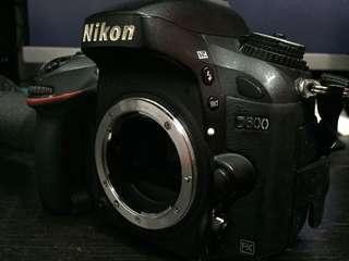 Nikon D600 fullframe